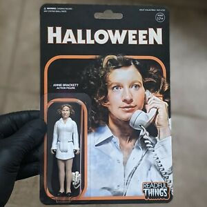 Halloween - 1978 - Annie Brackett - With Phone - Readful Things - Action Figure