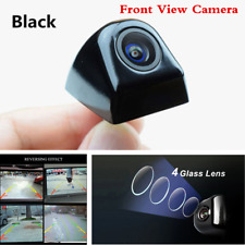 Car Front View Camera 170° Wide Angle CCD HD Night Vision 4 Glass Lens Camera