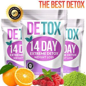 14 DAY DETOX SET (Weight Loss Tea, Detox, Slimming Tea, BURN FAT TEA)