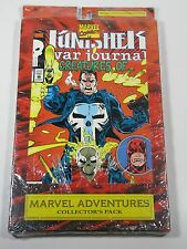 Marvel Adventures Comics 5 pack- Punisher War Journal, Daredevil, Ghost Rider