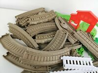 Thomas The Tank Engine Trackmaster Track Bundle and trains