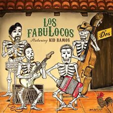 Los Fabulocos - Dos [New CD]