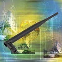 2.4GHz 7dBi Wireless WIFI Antenna Booster WLAN RP-SMA PCI Card Modem Router tA