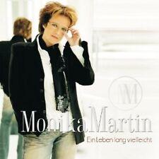 MONIKA MARTIN - EIN LEBEN LANG VIELLEICHT  CD NEU