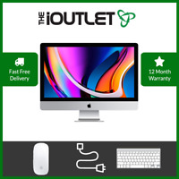 Apple iMac 27 inch - Retina 5K - (2017) Quad Core Intel i7 4.2GHz - 16GB Ram