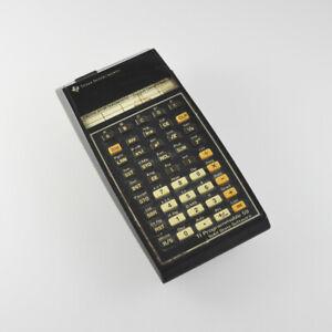 Texas Instruments TI Programmable 59 mit Modul Schenk Naviprog 2000 - Calculator