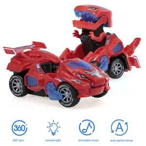 Pull Back Dinosaur Cars Dinosaur Car Toys Transformable Dinosaur Pull Back VJ