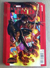 ULTIMATE END #1 MARK BAGLEY VARIANT COVER NM- 1ST PRINT SECRET WARS SPIDER-MAN