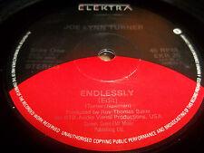 "JOE LYNN TURNER "" ENDLESSLY "" 7"" SINGLE NR MINT 1985"