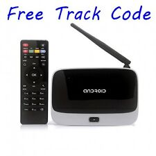 Q7 CS918 Quad Core Android 4.4 Smart TV Box XBMC WiFi Full 1080P Media Player 8G