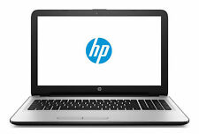 "HP 15-ba102na Laptop, AMD A9, 1TB, 8GB RAM, 15.6"", White Silver (ML3147)"