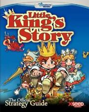 Little King's Story : The Official Strategy Guide by Thomas Wilde (2009,...