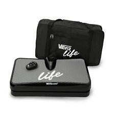 Vibrapower Life with Shoulder Bag & Portable Remote Control - BLACK