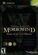 Elder Scrolls III: Morrowind - Game of the Year Edition - Xbox Game - Game Only