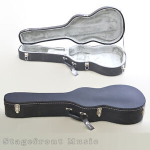 HARDCASE 3/4 CLASSICAL GUITAR SMALLER  HARD CASE ALSO FITS TRAVELLERS HC2000
