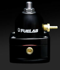 Fuelab 81802-4 Purple 10 Micron Standard Length In-Line Fuel Filter