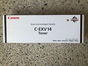 Canon C-EXV14 Black Toner  New boxed sealed Price inc Vat
