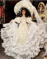 Pat Loveless 36 inch Antique Reproduction Jumeau Doll Crystal Ice 27 of 2000