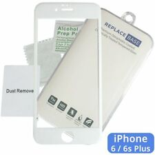 Tempered Glass 3D Screen Protector Full Curved For Apple iPhone 6 6s Plus White