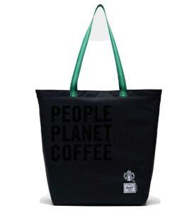 Starbucks X Herschel Tote Bag 2021 BNWT