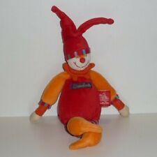 Doudou Clown Moulin Roty - Dragobert - Lire annonce