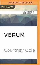 The Nocte Trilogy: Verum by Courtney Cole (2016, MP3 CD, Unabridged)