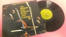 Modern Jazz Quartet - MJQ Plays Jazz Classics - Fantasy Records - PRT-7425-Vinyl