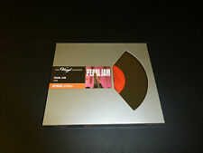PEARL JAM TEN LIMITED EDITION CD VINYL CLASSICS SLIPCASE EDDIE VEDDER BOX RARE