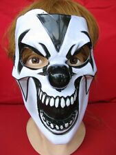 Comedy Mask Theater Mime Costume Accessory Mardi Gras Venetian Halloween
