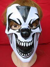 Comedy Mask Theater Mime Costume Accessory Mardi Gras Venetian Halloween