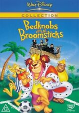 Bedknobs And Broomsticks (Disney) * NEW DVD * animation (Region 4 Australia)