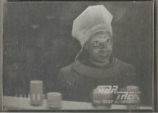 Star Trek TNG Next Generation Season 5 Hologram Chase Card H9 HG9 Guinan
