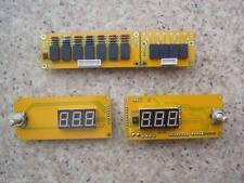 Assembled HIFI remote volume control board 128 steps dual display 50K