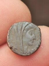 superbe nummus de Constantin 1er , Alexandrie 347-348 ( VN-MR SMA..) ! 1,86 g