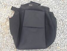 2010-2013 Chevy/GMC Front SEAT COVER  LOWER Black New Take Off GM OEM