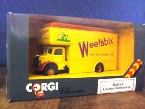 "Corgi Classics D953-10 Bedford O Series Pantechnicon ""Weetabix"""