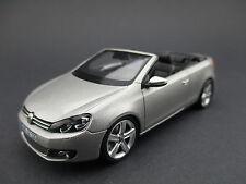 VW Golf Cabriolet * in silber * Schuco * Maßstab 1:43 * OVP * NEU