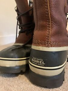 Sorel Caribou Waterproof Boots Mens UK8