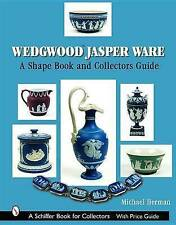 NEW Atelier Le Tallec: Wedgwood Jasper Ware - A Shape Book and Collectors Guide