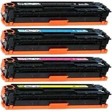 HP COLOR LaserJet CM1415 CM 1415 1415MFP CP1525NW LASER TONER CARTRIDGE 128A SET