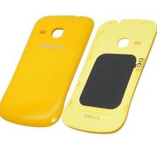 Genuine Original Battery Back Cover Fits Samsung S6500 Galaxy Mini 2 - Yellow