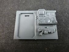40K Space Marine Rhino / Razorback Internal Central Console / Control Panel