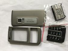 New!! Housing  Fascia  Cover  Case for Nokia 6280 Cream Color With Keypad