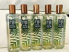 5 Bath & Body Works Fiji Pineapple Palm  body mist spray 8.4 Oz