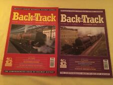 2 X BACK TRACK MAGAZINES  - NOVEMBER AND DECEMBER 2006 .