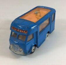 CORGI 428 Mr Softee Smiths KARRIER Ice Cream Van reproduction Vitre Latérale L ou R