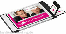 T-Mobile web'n'walk Card compact II - 3G Modem - Option Qualcomm GX0201