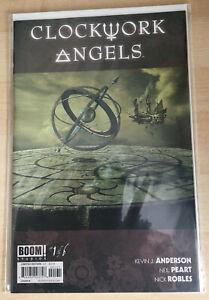 Clockwork Angels Boom Studios  #1 2014 1/6 Incentive