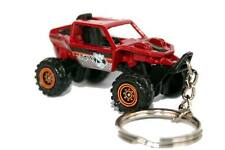 Custom Key Chain ATV 4X4 Rock Crawler red