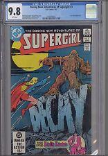 Daring New Adventures of Supergirl #3  CGC 9.8 1983 DC Comic: New Frame